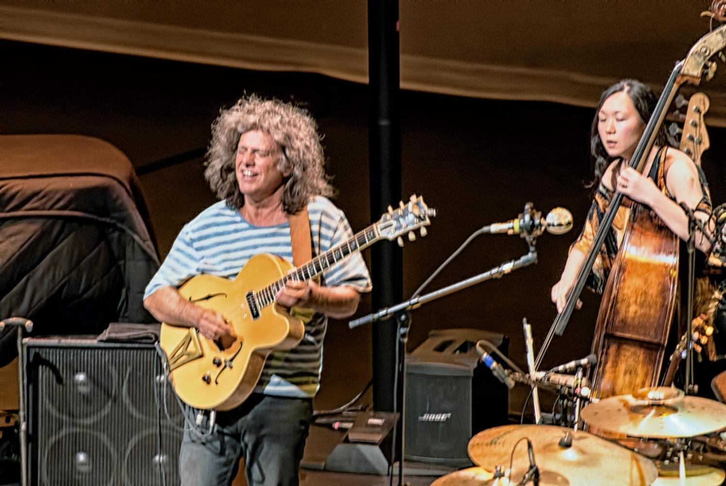 Pat Metheny and Linda Oh with Quartet at the Scottsdale Center for the Performing Arts, Scottsdale, AZ