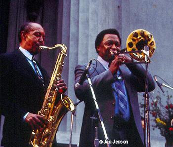 Harold Land & Curtis Fuller