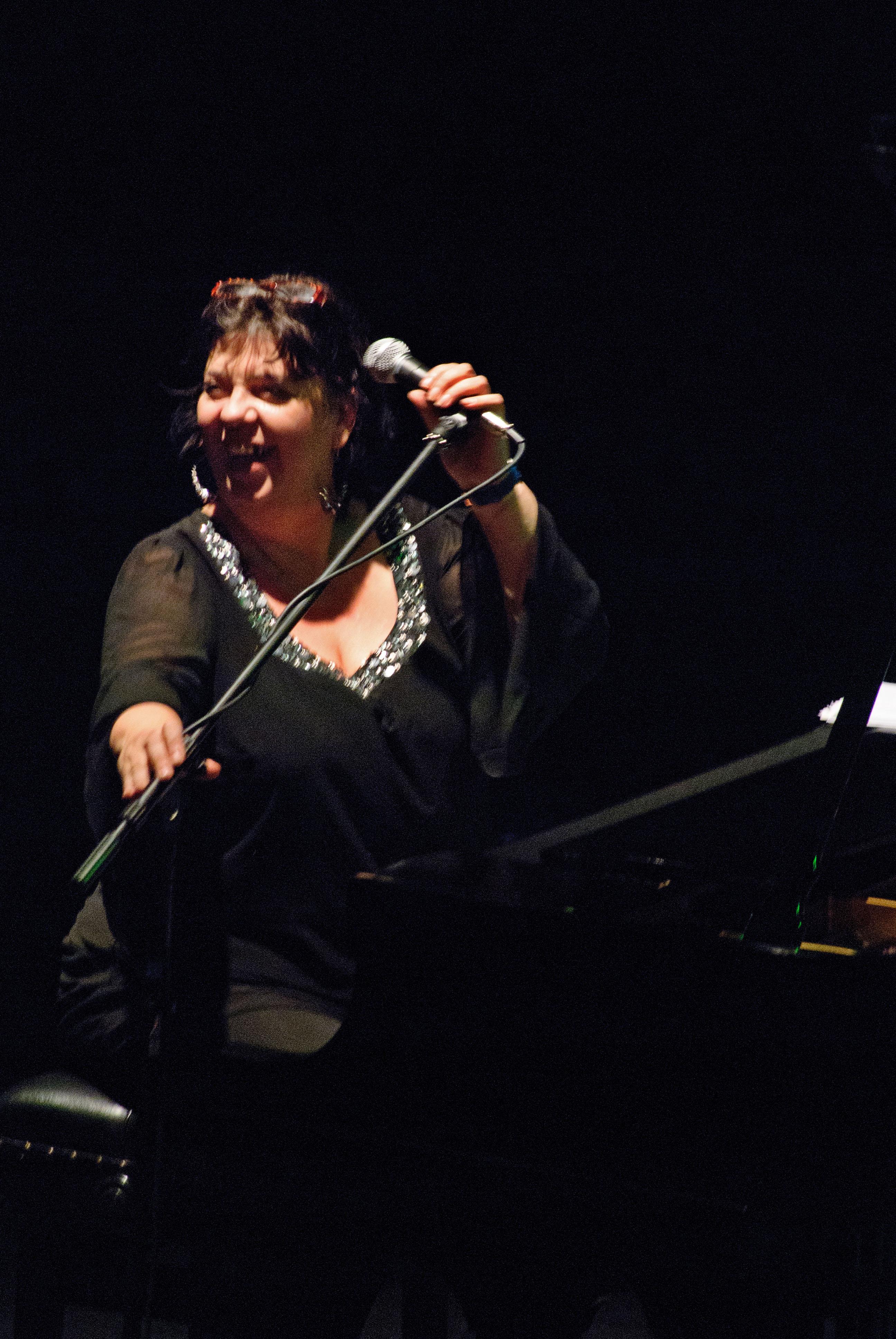 Liane Carroll at Holt Festival