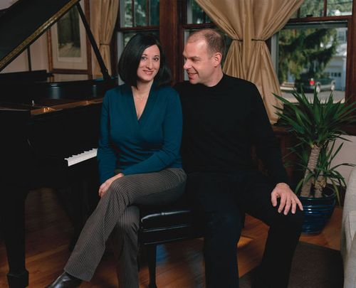 Bill Charlap and Renee Rosnes