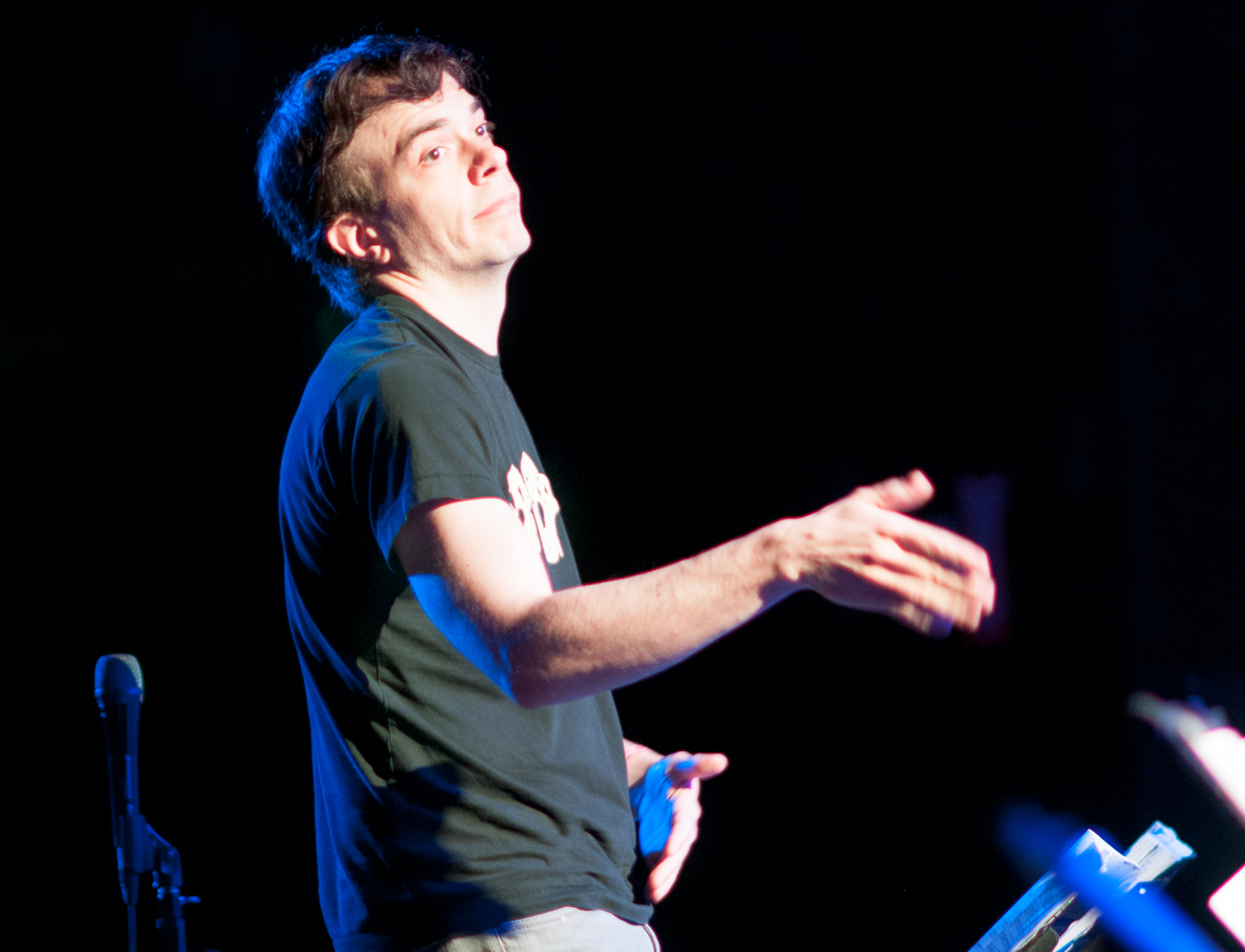 Darcy James Argue with the Darcy James Argue's Secret Society at le Poisson Rouge