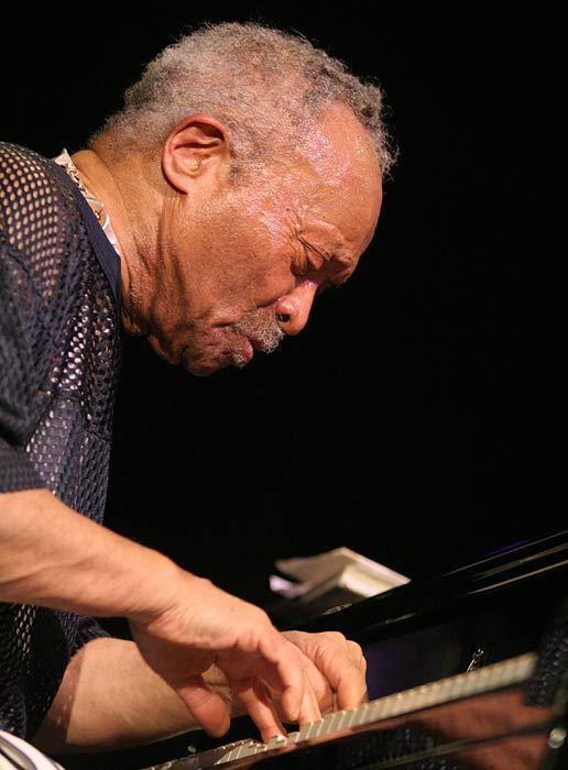 Cecil Taylor, Molde Jazz 2009