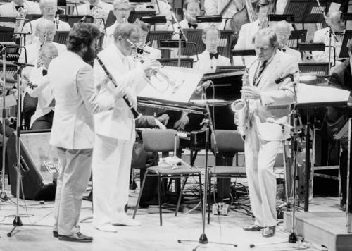 John Dankworth : Eddie Daniels : Clark Terry 0428008 Images of Jazz