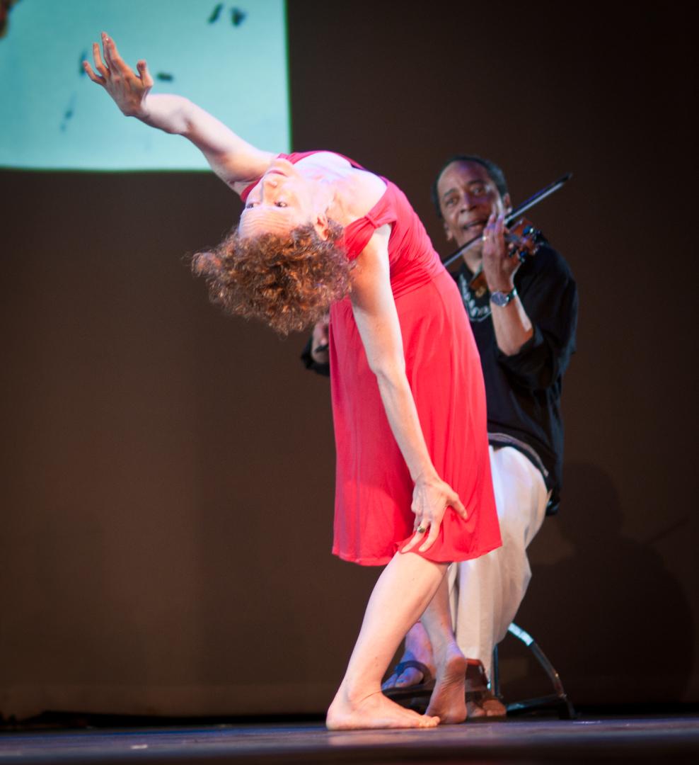 Elizabeth Coates at the Vision Festival 2011