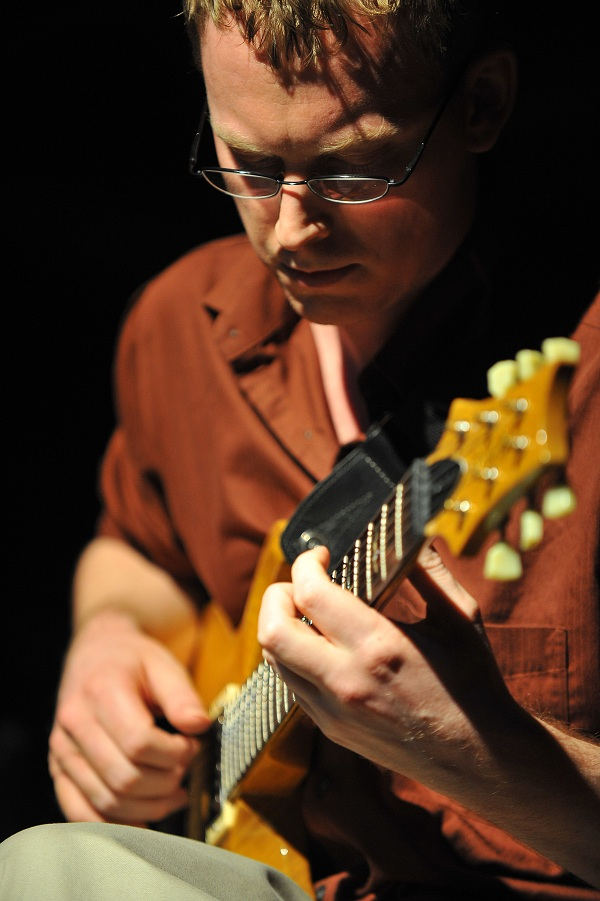 Jazz Guitarist Matt Warnock Joins University Of Chester Staff