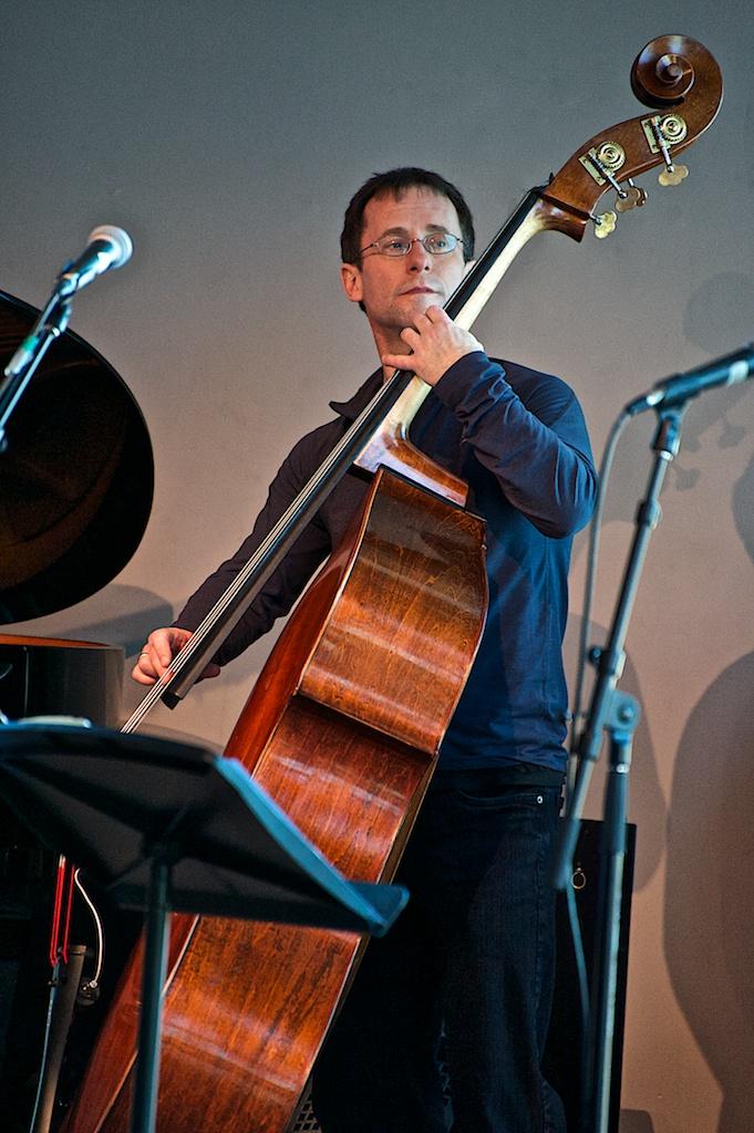 Ken Lister - Cory Weeds Quintet - York University - Toronto