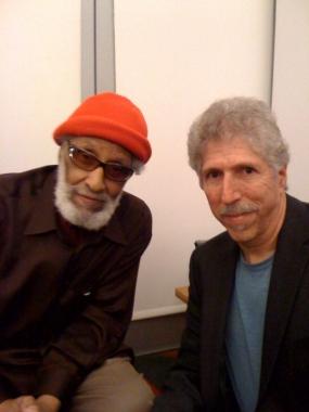 Sonny Rollins and Bob Mintzer
