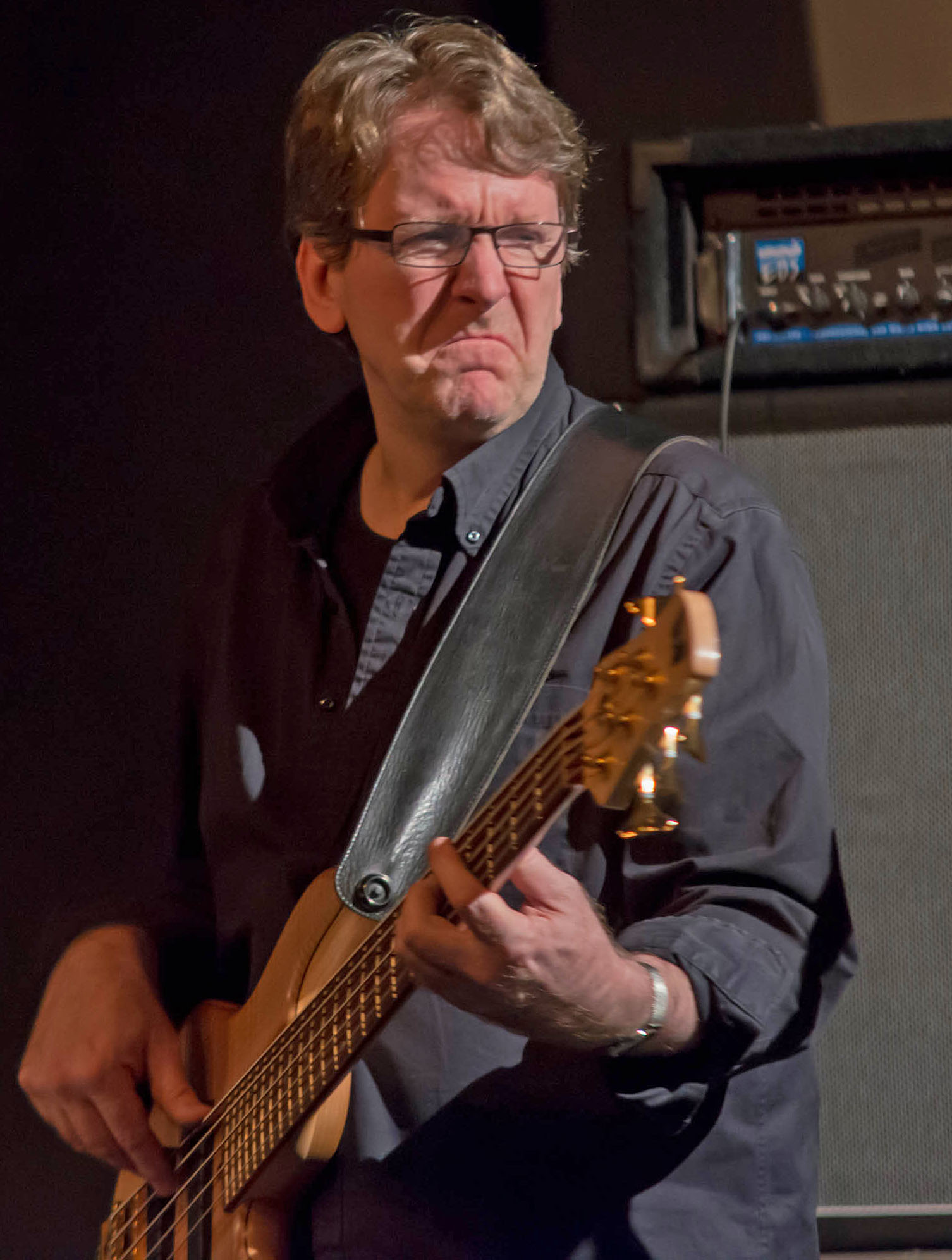 Jonas Knutsson/Tom Kennedy Quartet, 2012 Ume