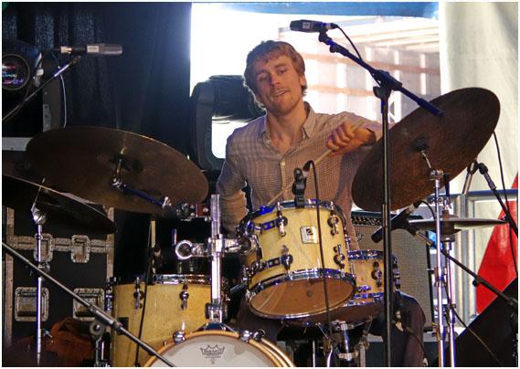 Jon scott, kairos 4tet, love supreme jazz festival