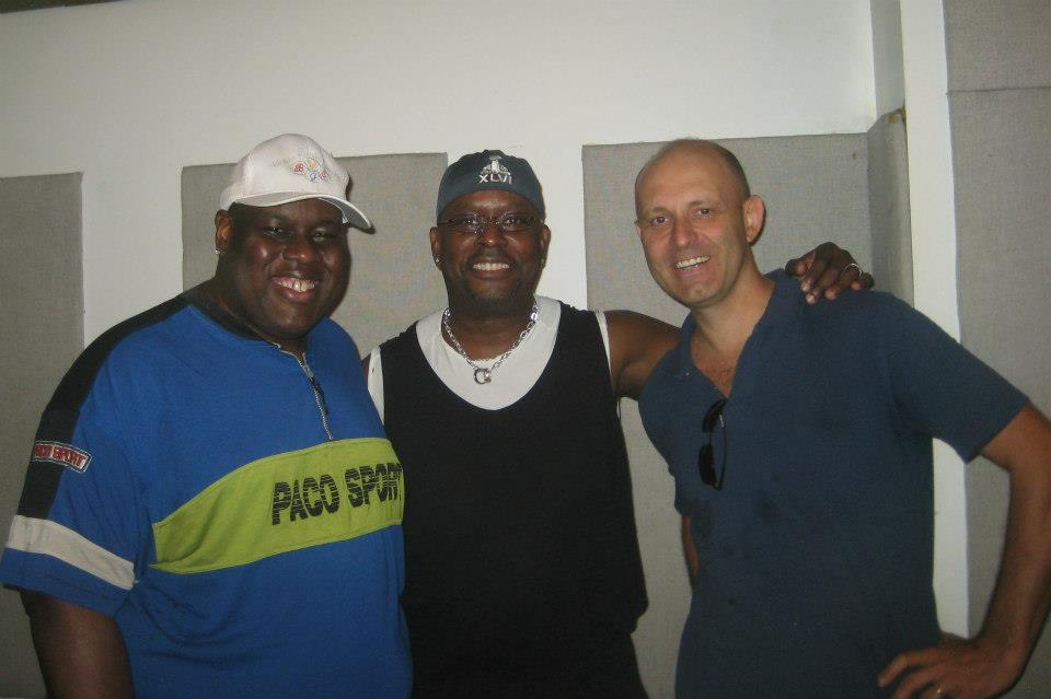 Paris-NY Sessions (2013-2015) with Russell A Worrell and Paul Fraoley