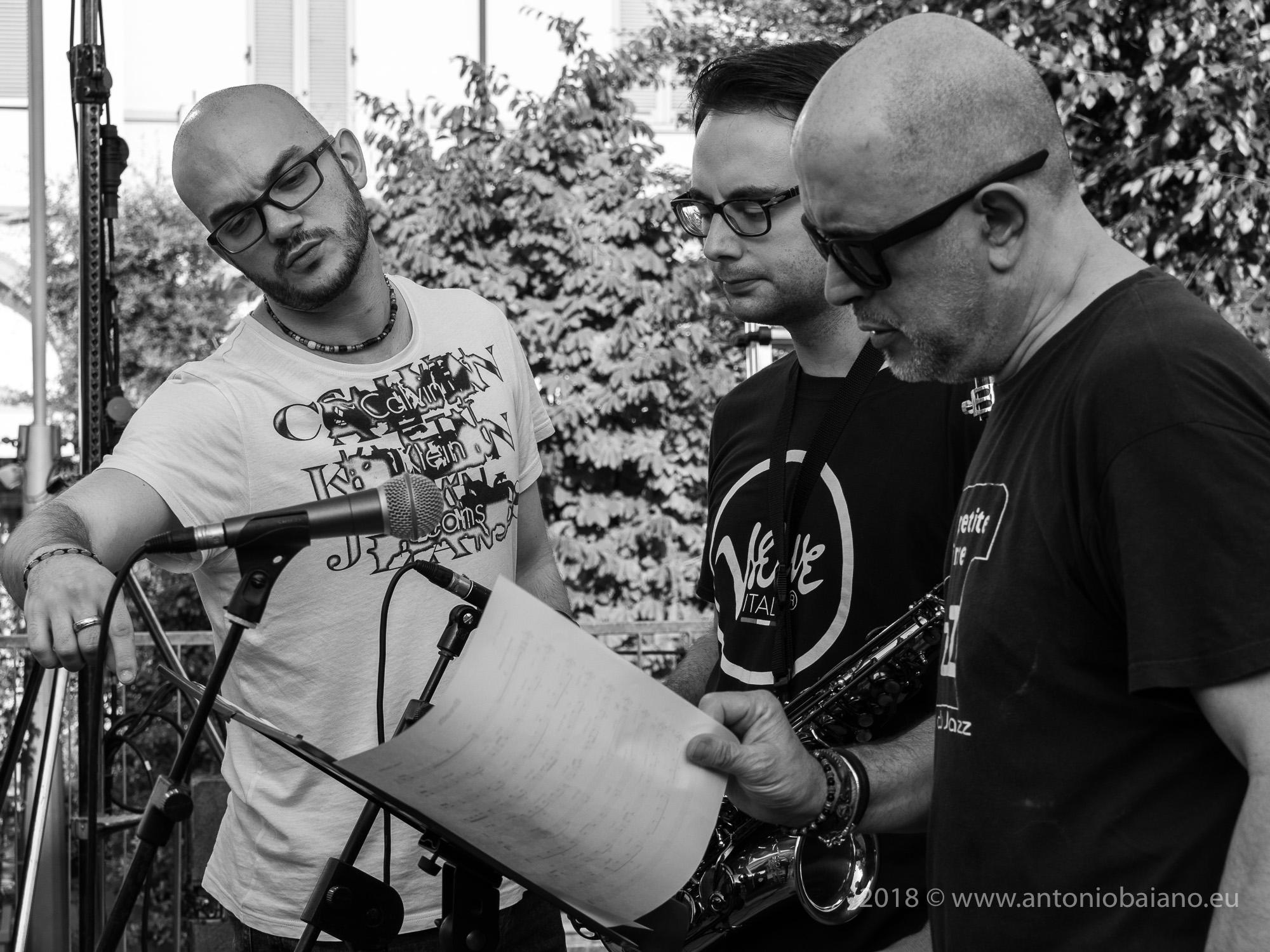 Fabio Giachino, Mattia Cigalini, Flavio Boltro