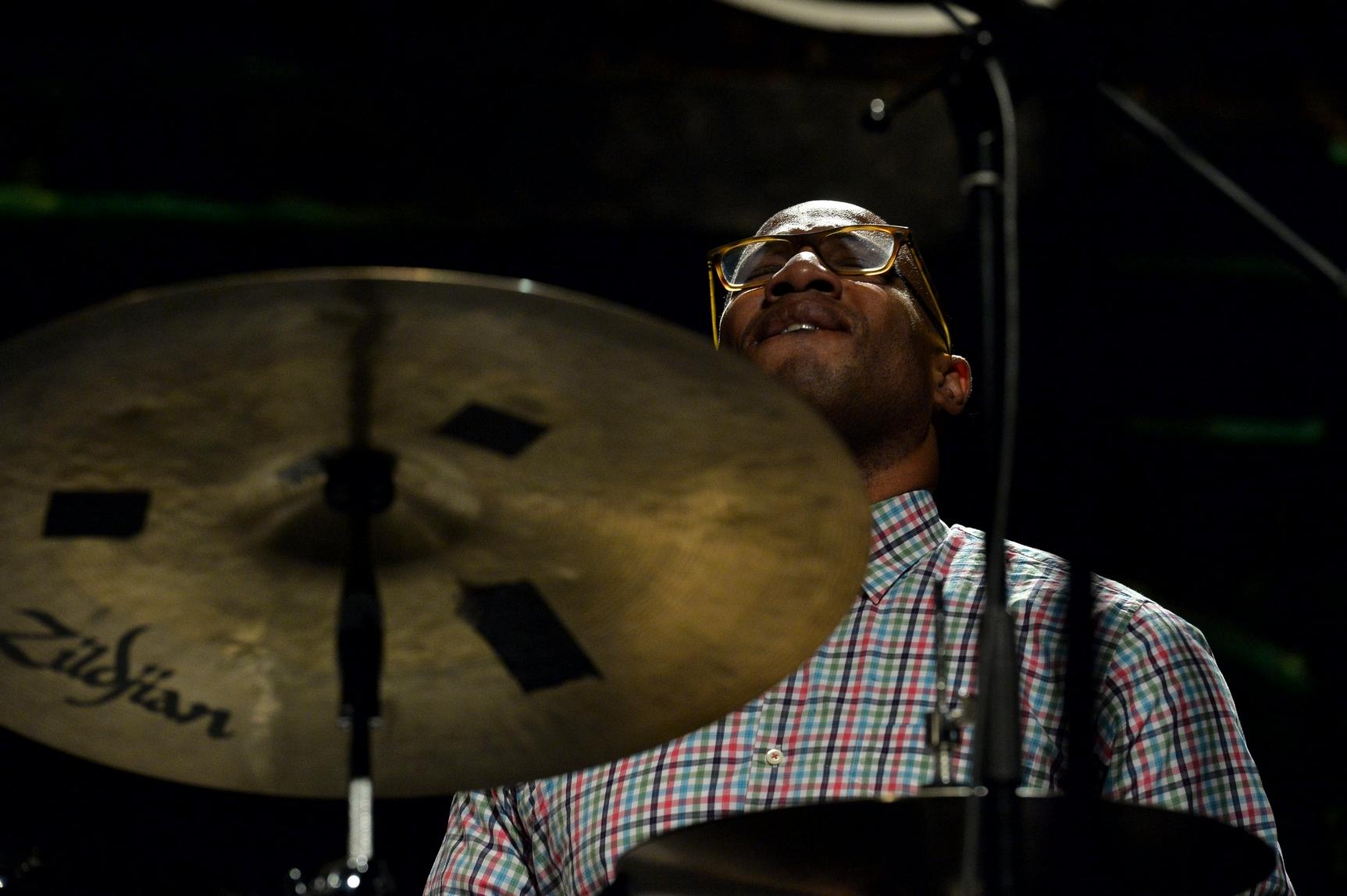 Otis Brown III with Joe Lovano Classic Quartet