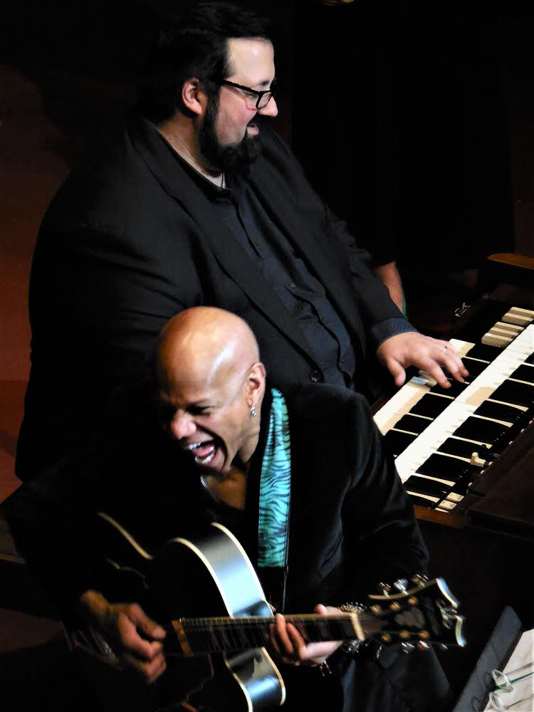 Mark Whitfield And Joey Defrancesco