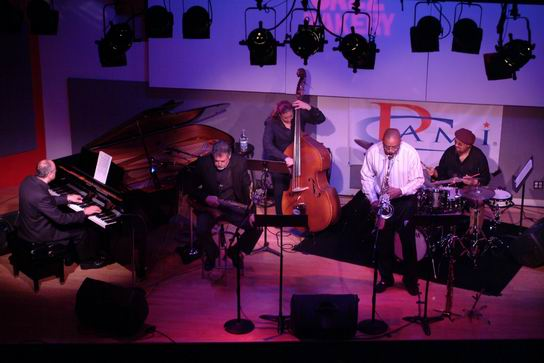 Roberto Magris Quintet Live at the Jazz Bakery, Los Angeles
