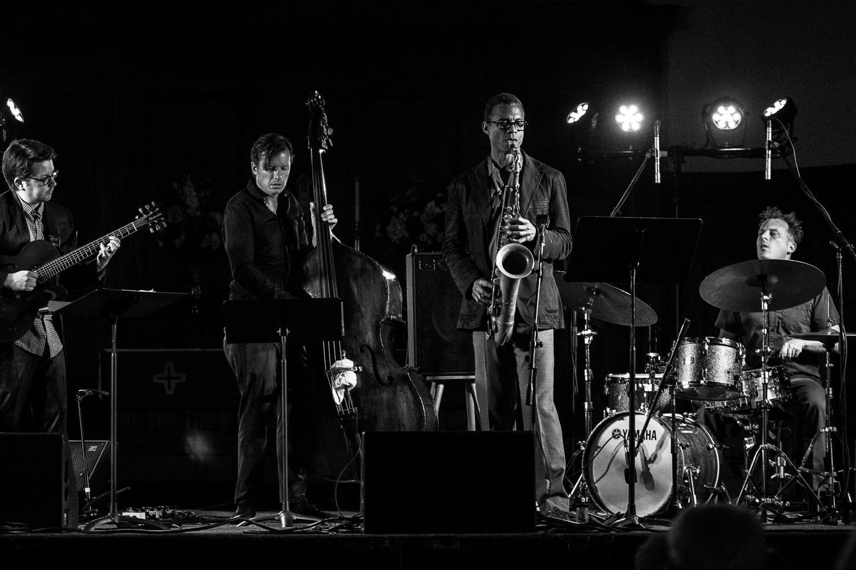 Jochen Rueckert Quartet at Xerox Rochester International Jazz Festival 2017