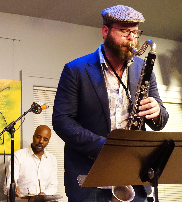 Chad Taylor & Jason Stein at Edgefest 2018