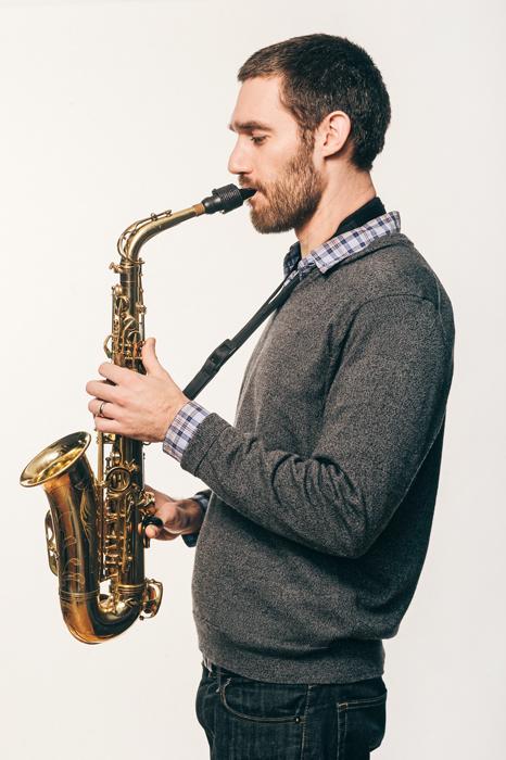 Jacob teichroew - saxophone