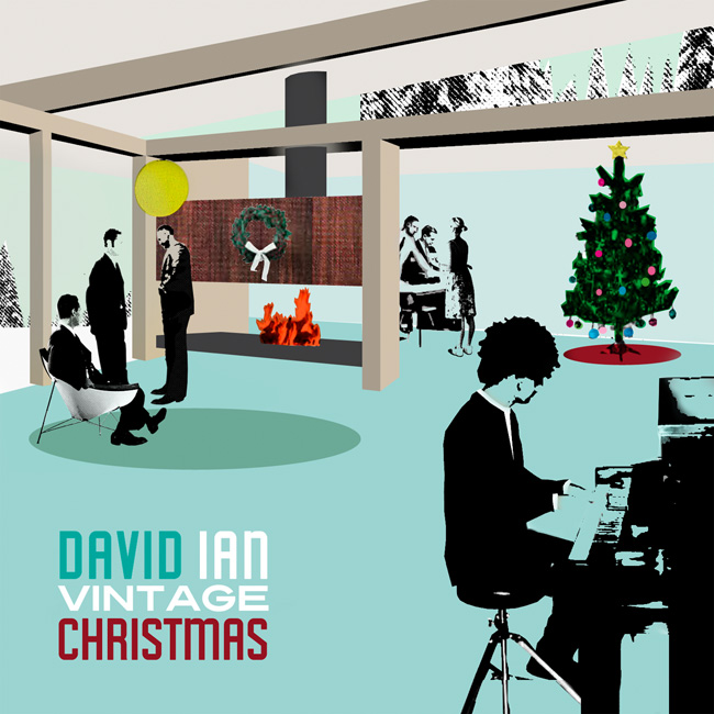 """David Ian Vintage Christmas"" Might Be the Best Holiday Jazz Album of 2011"