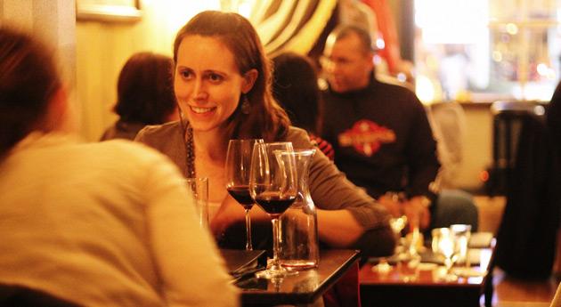 Paris Wine Bar