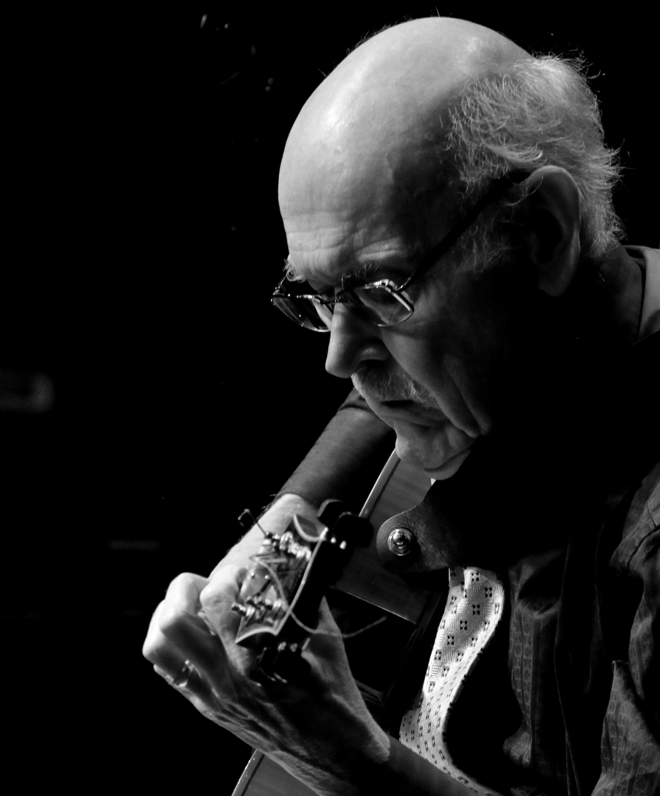 Jim Hall on Valby Summer Jazz 2012, Copenhagen