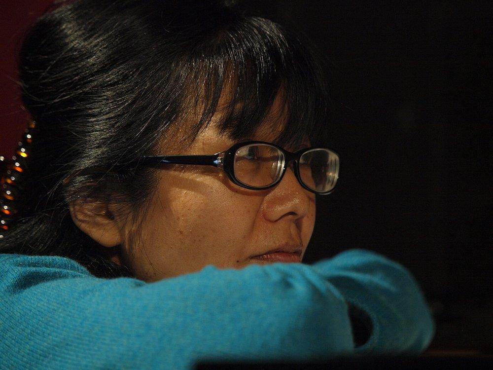 Satoko fujii trio - area sismica, forlì, italy - 07 april 2013