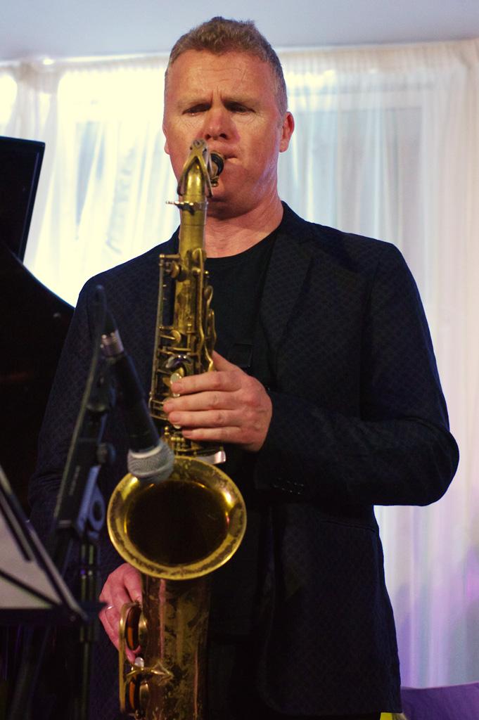 Iain Ballamy Quartet