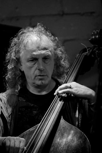 David Friesen of Krzysztof Popek International Quintet in Gdynia/Poland in May 2006