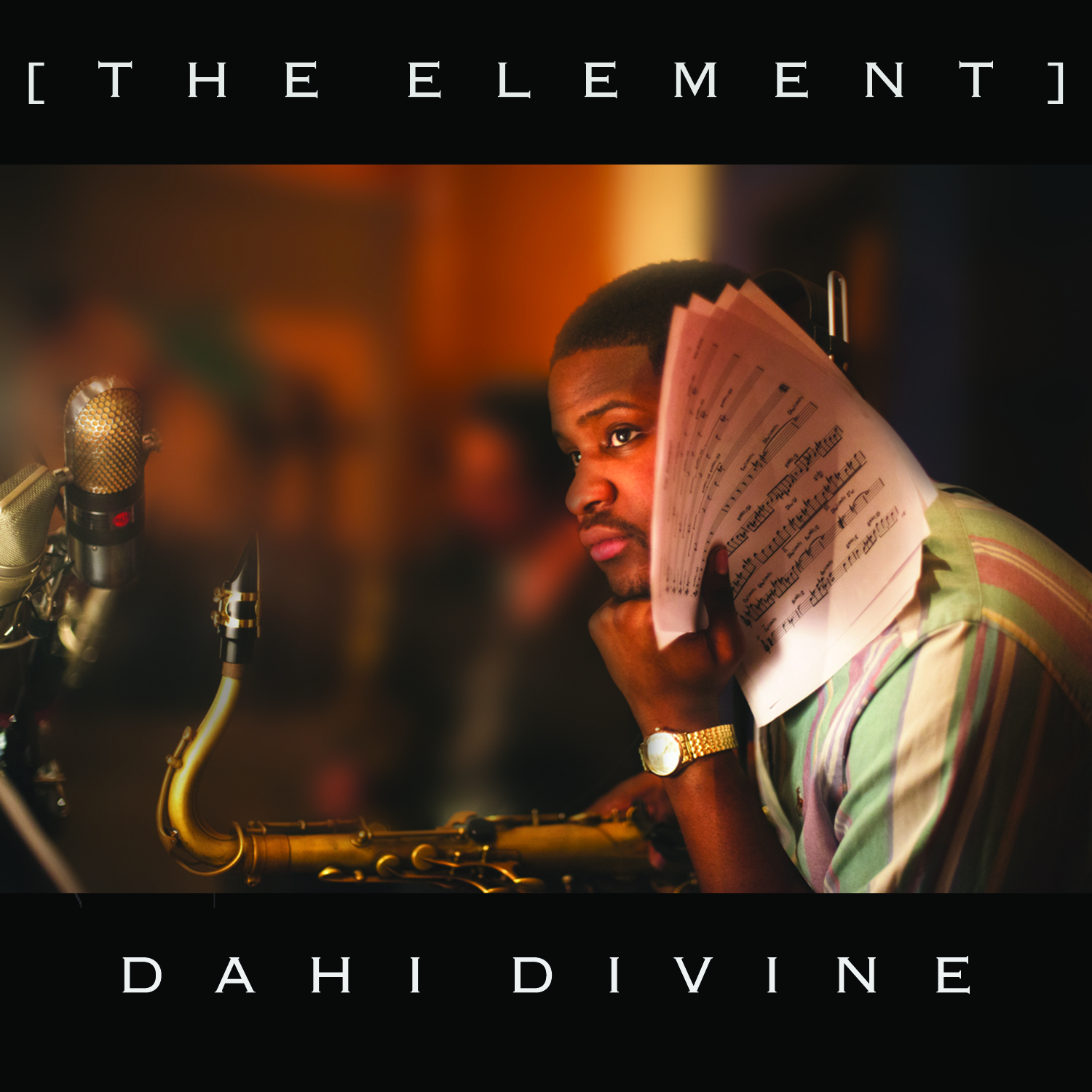"Dahi Divine debut album ""The Element'"