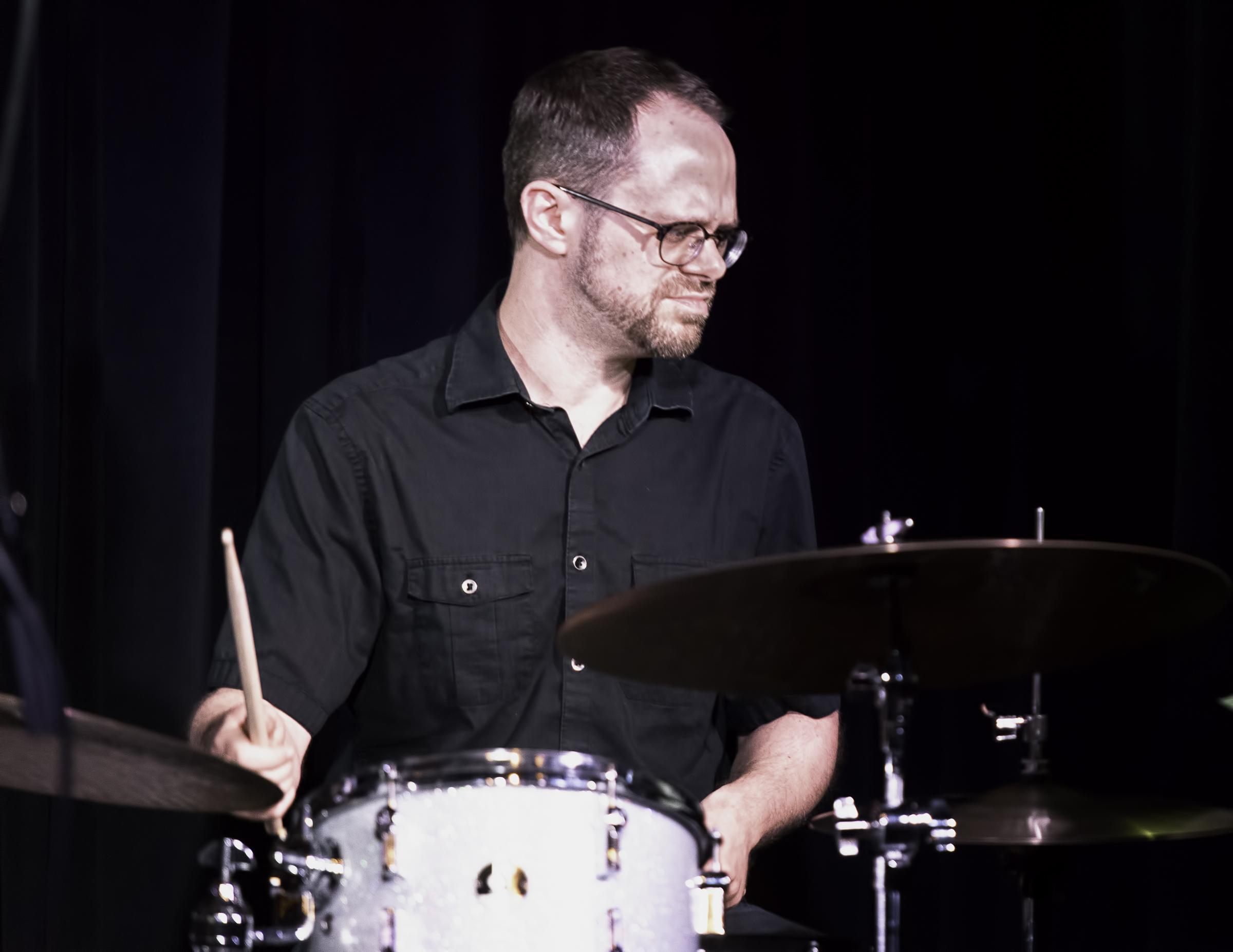 Ryan Anthony with Glenn White at the Nash in Phoenix