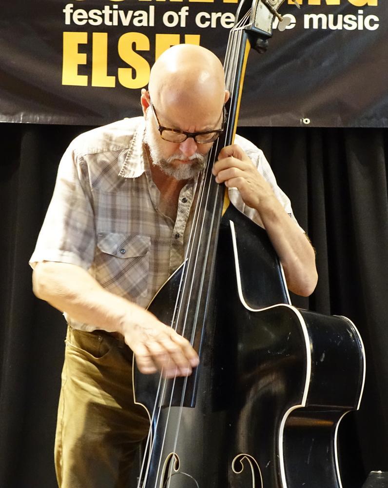 Kent Kessler at Something Else! Festival