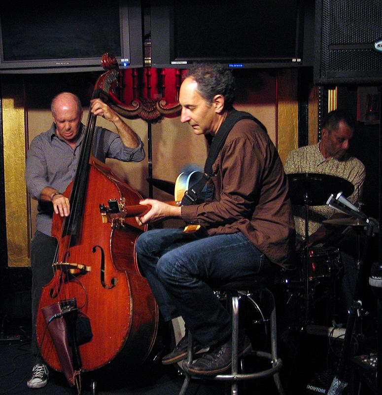 Dan Sawyer with Ken Wild and Tim Pleasant