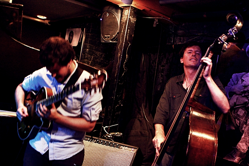 Gilad Hekselman and Matt Penman, Smalls Jazz Club