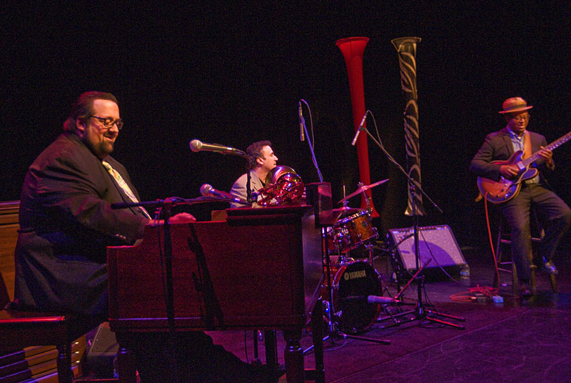 Joey Defrancesco Trio at 2014 td Ottawa Jazz Festival
