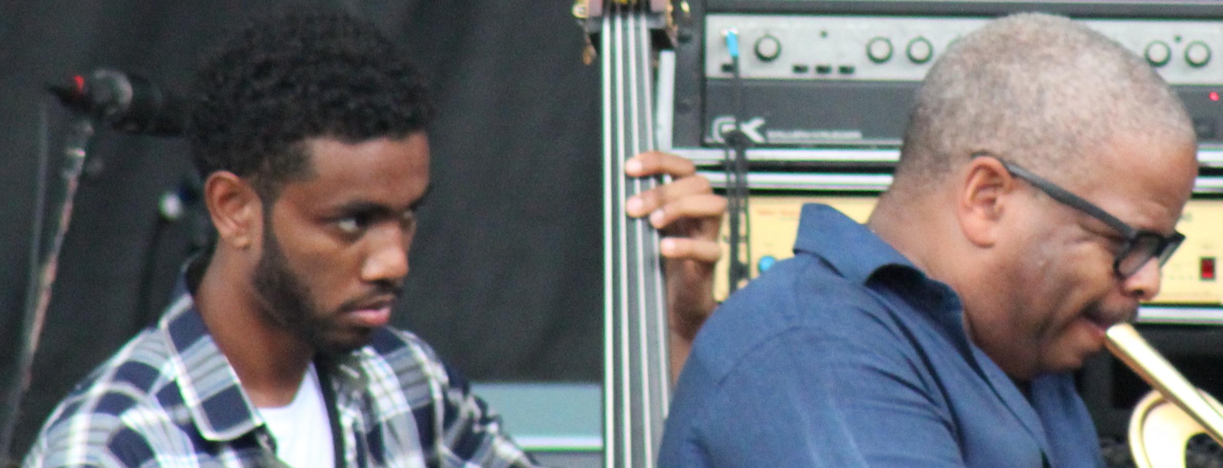Richmond jazz fest at maymont park