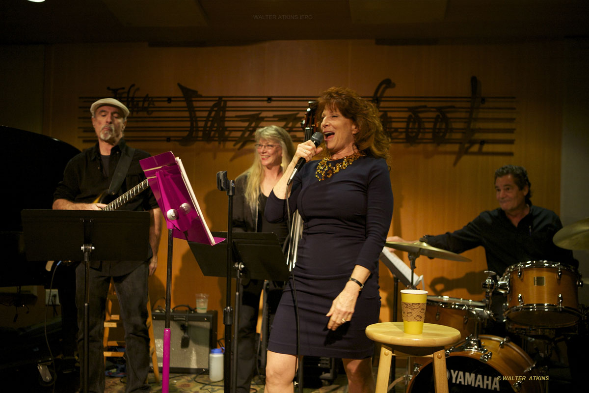 Pamela Rose Tribute to Etta James at California Jazz Conservatory,Berkeley ca