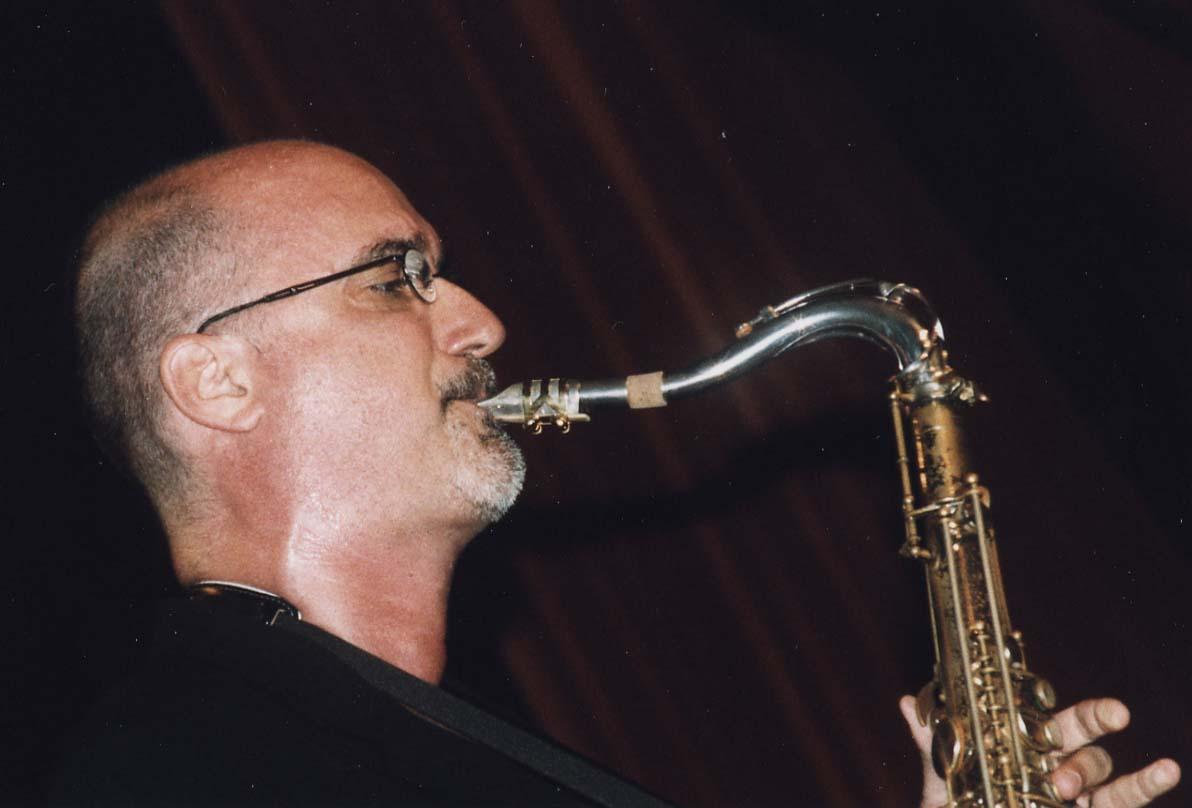 Michael Brecker, Guinness Cork Jazz Festival Oct 1999