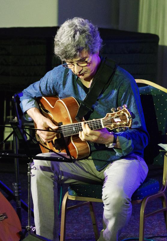 Tierney Sutton's Paris Sessions Trio