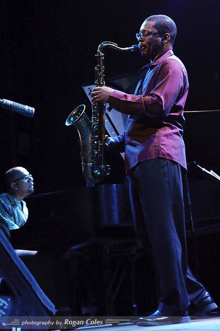 Ravi Coletrane / 2007 Montreal International Jazz Festival