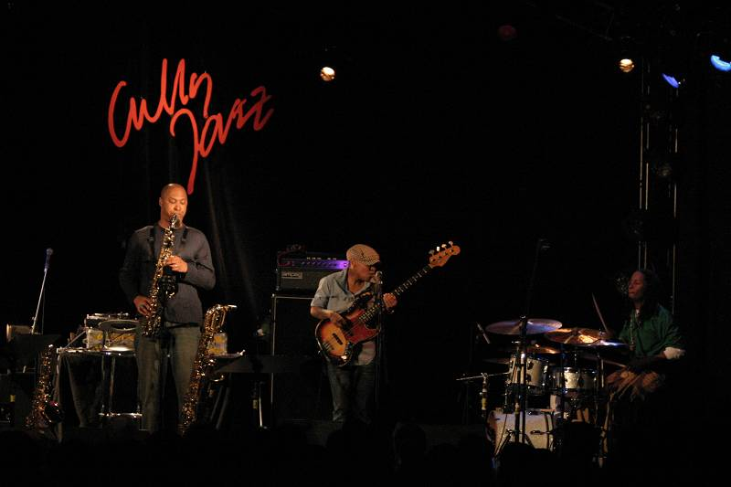 Meshell Ndegeocello Presents the Spirit Jamia at Cully Jazz Festival, Switzerland, 2005