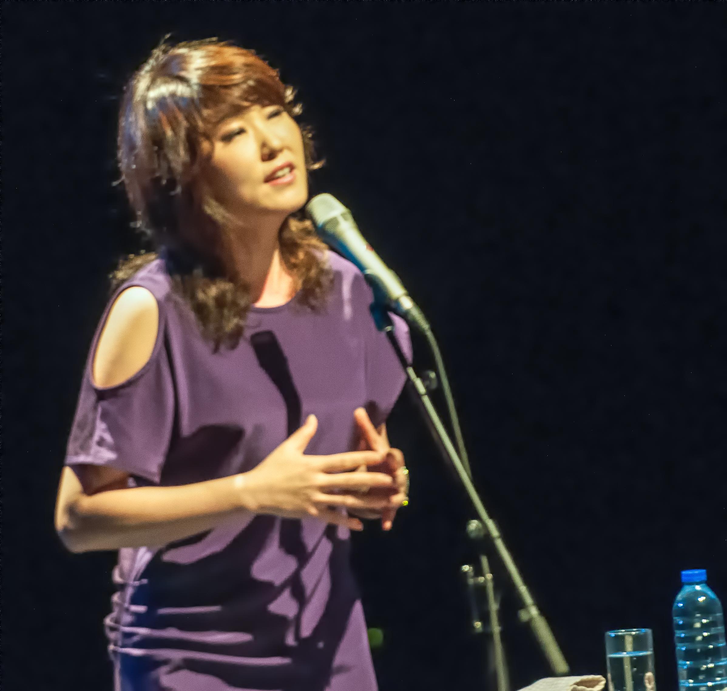 Youn sun nah at the montreal international jazz festival 2013