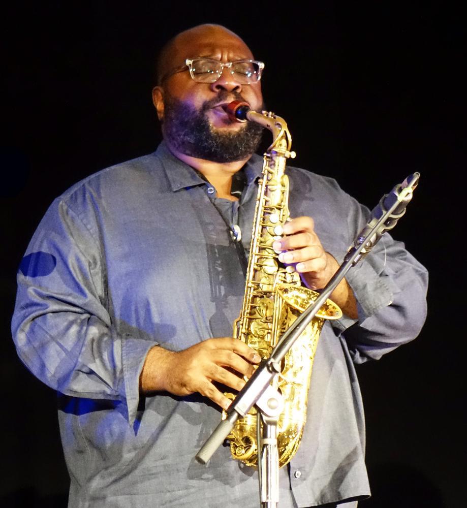Darius Jones at Vision 22
