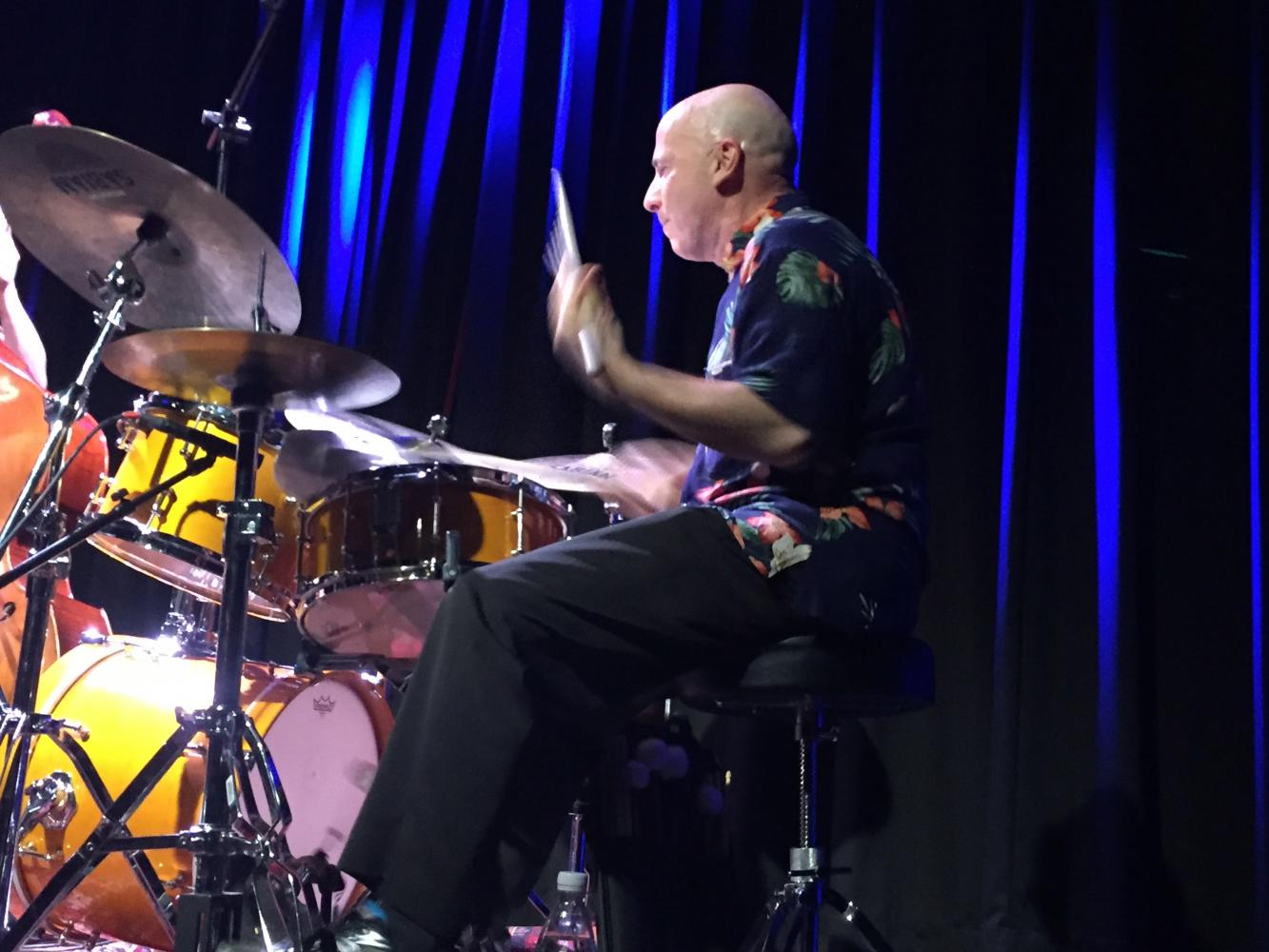Joey Baron -  Festival 2017 zuerich