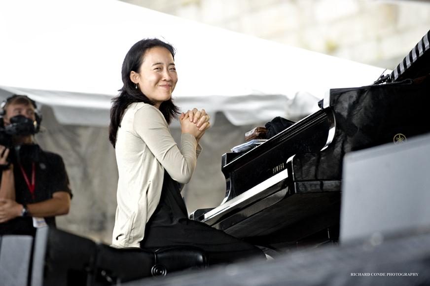 Helen Sung / Newport Jazz Festival 2011