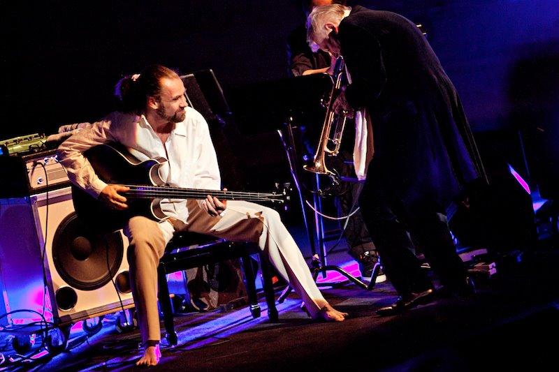 Winterjazz 2012: DeJohnette Trio (Us) + Palle Mikkelborg Journey 2, Jonas Hellborg (DK)