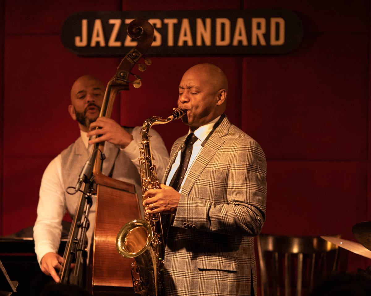 The Branford Marsalis Quartet at Jazz Standard, New York City