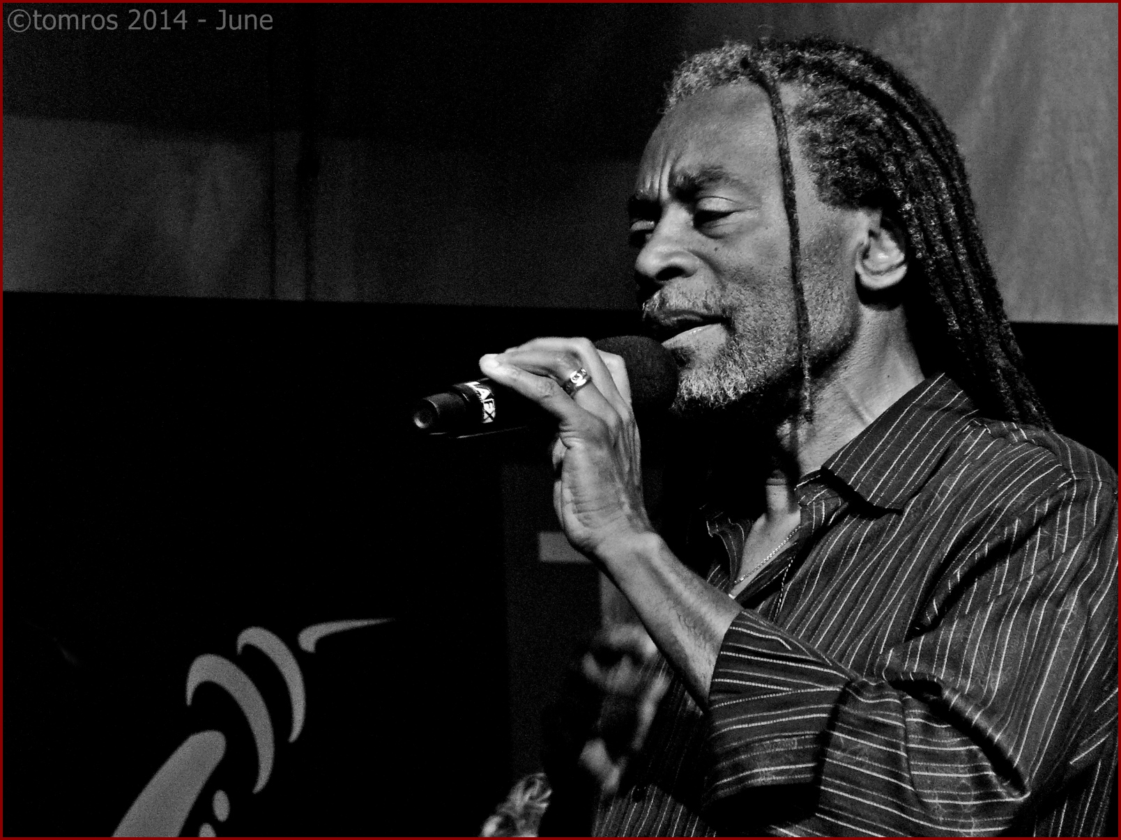 Bobby Mcferrin at Toronto Jazz Festival, June 27, 2014.
