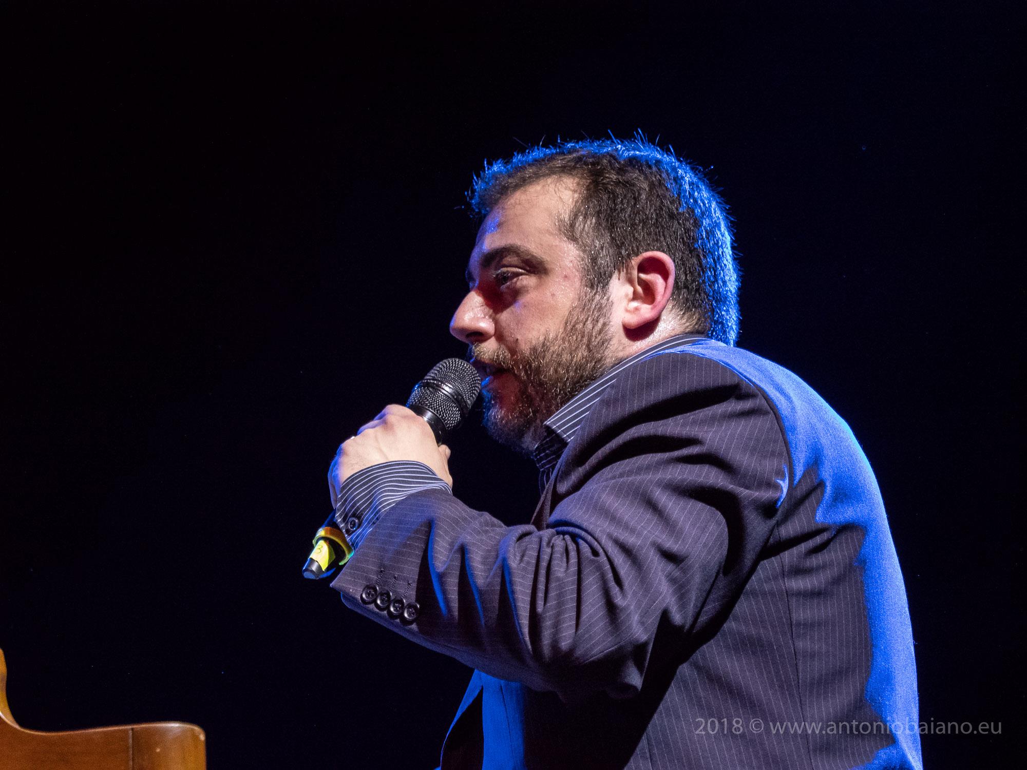Alberto Gurrisi - TJF 2018
