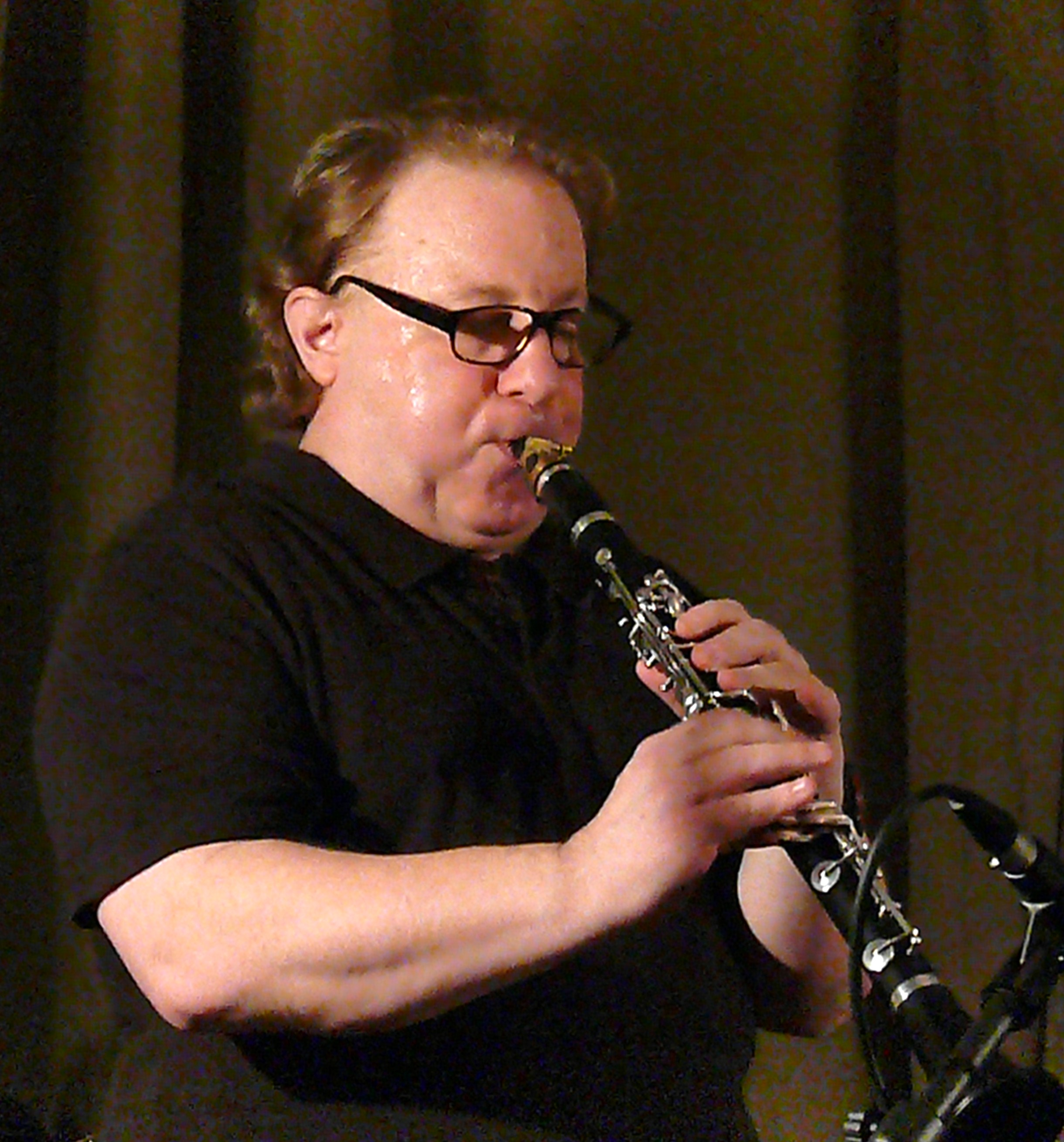 Michael Marcus with Duology + 2 at Cafe Oto