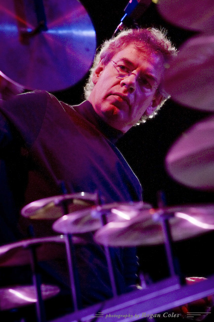 Bill Bruford - 2007 London Jazz Festival.