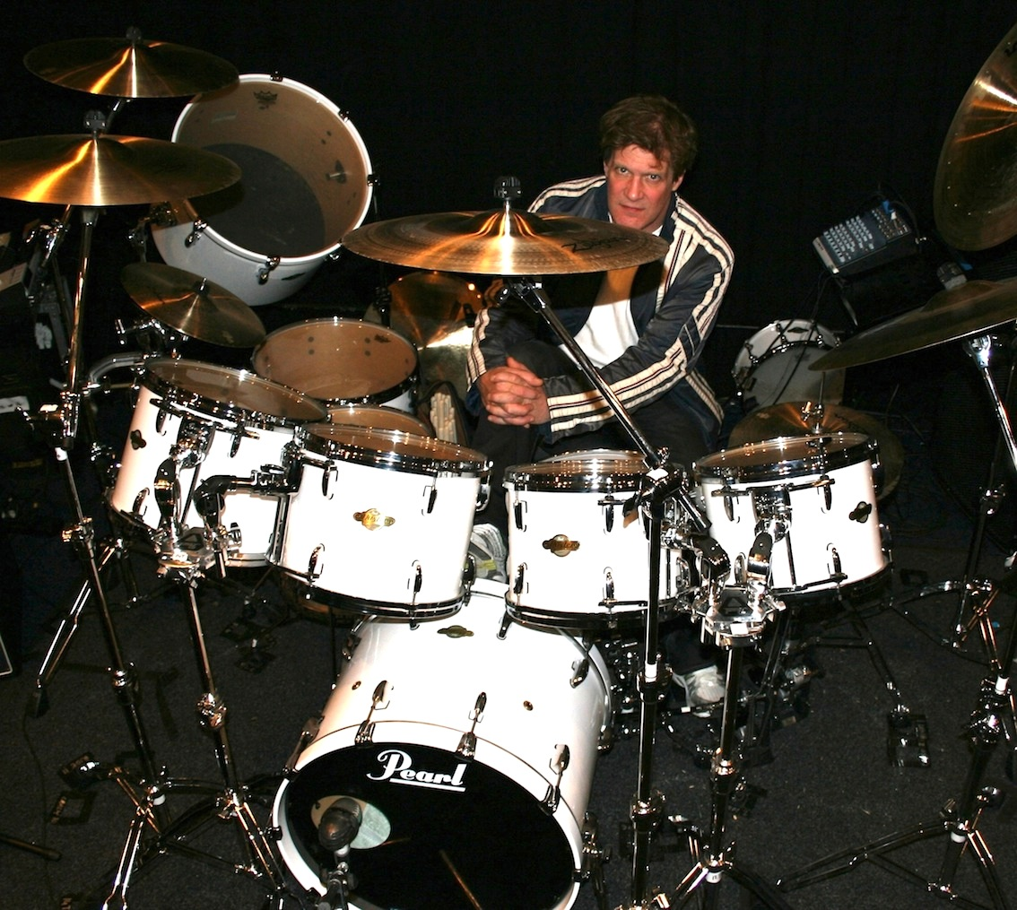 Gary husband pearl drums